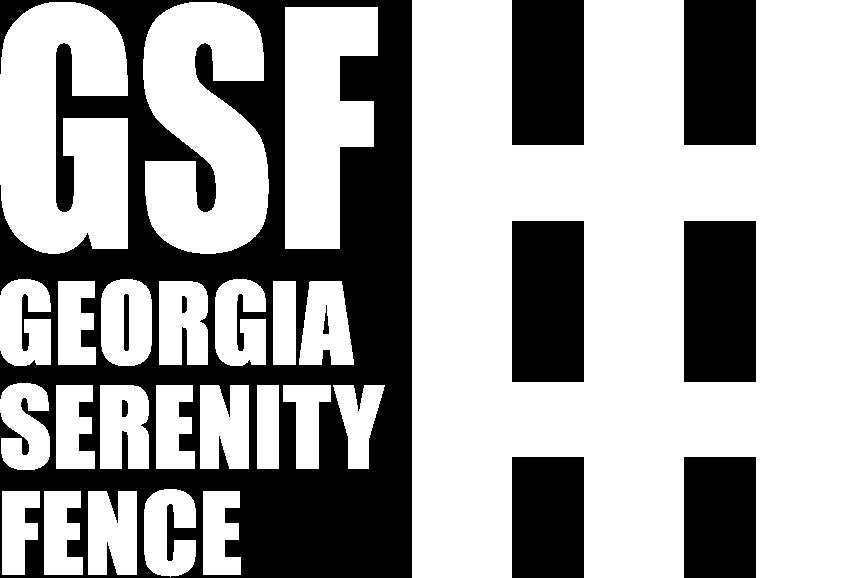 Georgia Serenity Fence Logo
